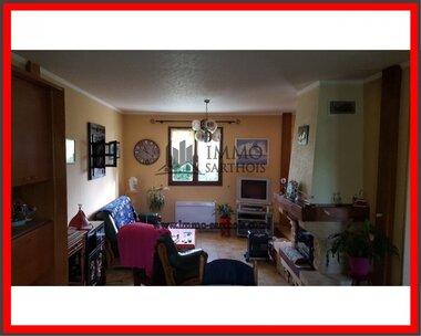 Vente Maison 6 pièces 114m² Pontvallain (72510) - photo