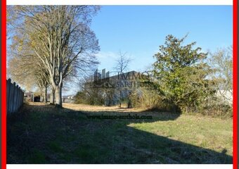 Vente Terrain 566m² Mayet (72360) - photo