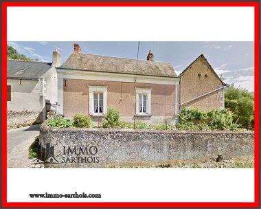 Vente Maison 5 pièces 55m² chateau du loir - photo