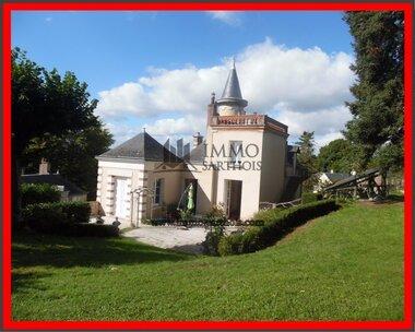 Vente Maison 7 pièces 228m² Marçon (72340) - photo