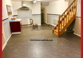 Vente Appartement 3 pièces 55m² chateau du loir - photo