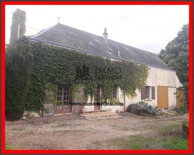 Vente Maison 2 pièces 63m² Bessé-sur-Braye (72310) - photo