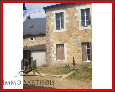 Vente Maison 10 pièces 190m² Château-du-Loir (72500) - photo