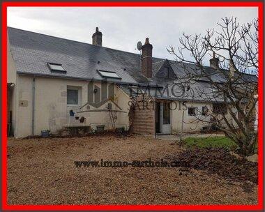 Vente Maison 6 pièces 122m² Château-du-Loir (72500) - photo