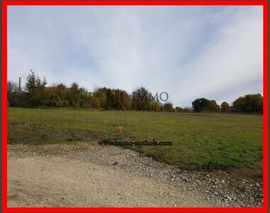 Vente Terrain 2 166m² Villebourg (37370) - photo
