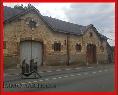 Vente Maison 2 pièces 304m² Saint-Calais (72120) - photo