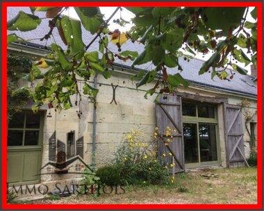 Vente Maison 9 pièces 280m² Villebourg (37370) - photo