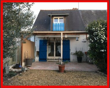 Vente Maison 3 pièces 57m² Le Lude (72800) - photo