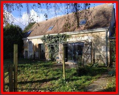Vente Maison 7 pièces 241m² Écommoy (72220) - photo