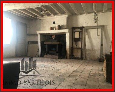 Vente Maison 6 pièces 160m² Écommoy (72220) - photo