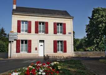 Vente Maison 4 pièces 82m² la chartre sur le loir - Photo 1