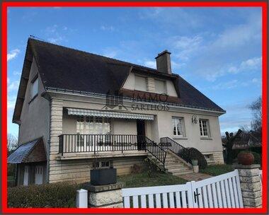 Vente Maison 6 pièces 183m² Le Lude (72800) - photo