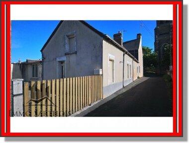 Vente Maison 4 pièces 92m² La Flèche (72200) - photo