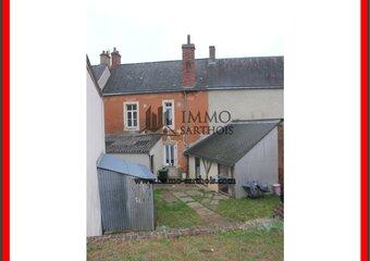 Vente Maison 4 pièces 85m² ecommoy - photo