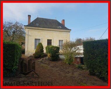 Vente Maison 3 pièces 81m² La Chartre-sur-le-Loir (72340) - photo