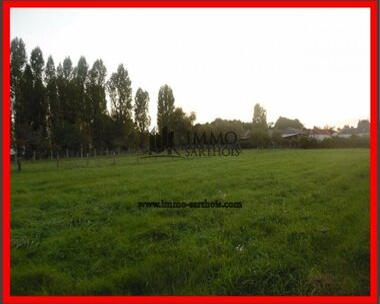 Vente Terrain 2 100m² Pontvallain (72510) - photo