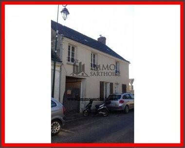 Vente Maison 5 pièces 128m² Beaumont-Pied-de-Bœuf (72500) - photo