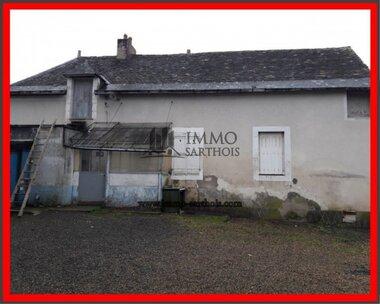 Vente Maison 3 pièces 84m² Verneil-le-Chétif (72360) - photo