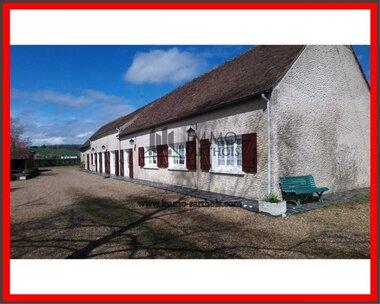 Vente Maison 6 pièces 140m² La Flèche (72200) - photo