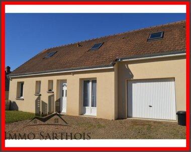 Vente Maison 5 pièces 95m² Écommoy (72220) - photo