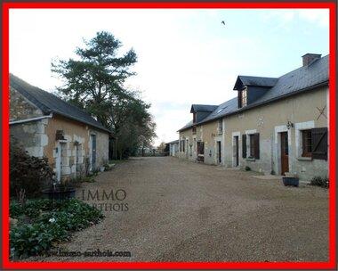 Vente Maison 8 pièces 225m² Lavernat (72500) - photo