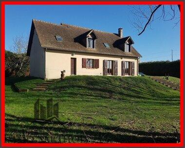 Vente Maison 8 pièces 136m² Château-du-Loir (72500) - photo
