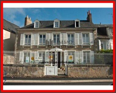 Vente Maison 10 pièces 255m² Château-du-Loir (72500) - photo