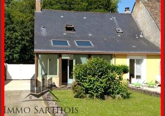Vente Maison 4 pièces 126m² ecommoy - photo