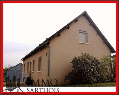 Vente Maison 7 pièces 160m² Mayet (72360) - photo