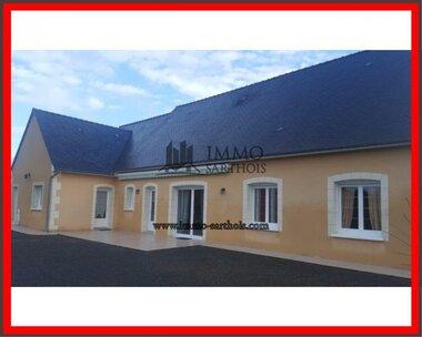 Vente Maison 6 pièces 127m² La Flèche (72200) - photo