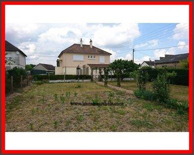 Vente Maison 4 pièces 62m² Château-du-Loir (72500) - photo