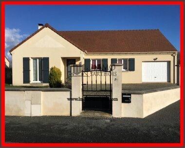 Vente Maison 5 pièces 100m² Mayet (72360) - photo
