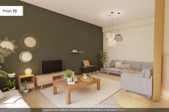 Vente Appartement 4 pièces 100m² Pau (64000) - photo