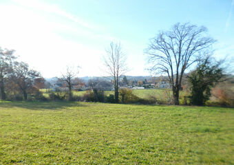 Vente Terrain 1 000m² Artigueloutan (64420) - photo