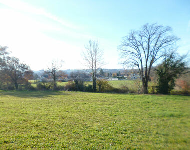 Sale Land 1 000m² Artigueloutan (64420) - photo