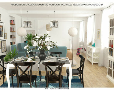 Sale Apartment 5 rooms 150m² Pau (64000) - photo