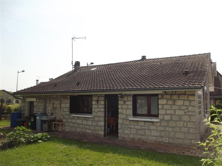 Vente Maison 3 pièces 72m² Bernes-sur-Oise (95340) - photo