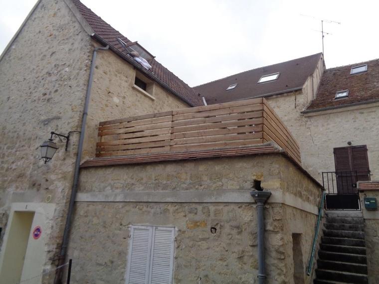 Vente Appartement 2 pièces 22m² Beaumont-sur-Oise (95260) - photo