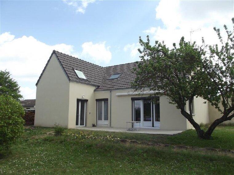 Vente Maison 5 pièces 191m² Bruyères-sur-Oise (95820) - photo
