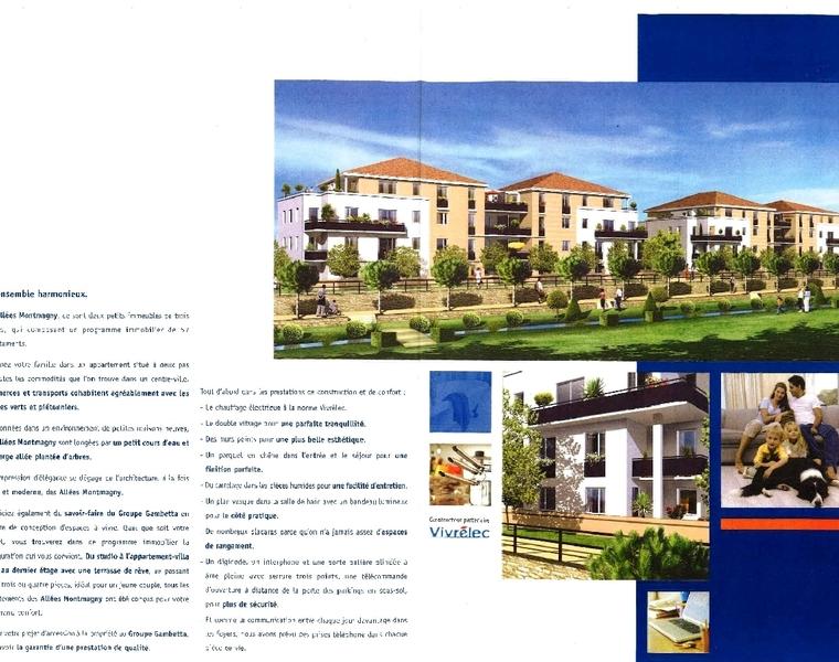 Vente Appartement 2 pièces 36m² Montmagny (95360) - photo