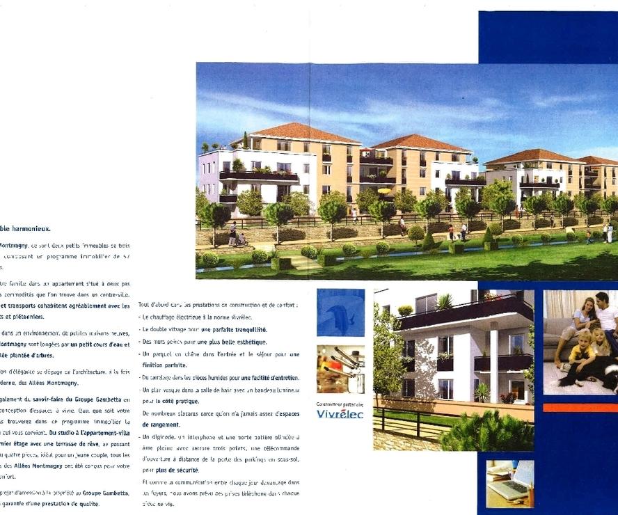 Vente Appartement 1 pièce 23m² Montmagny (95360) - photo