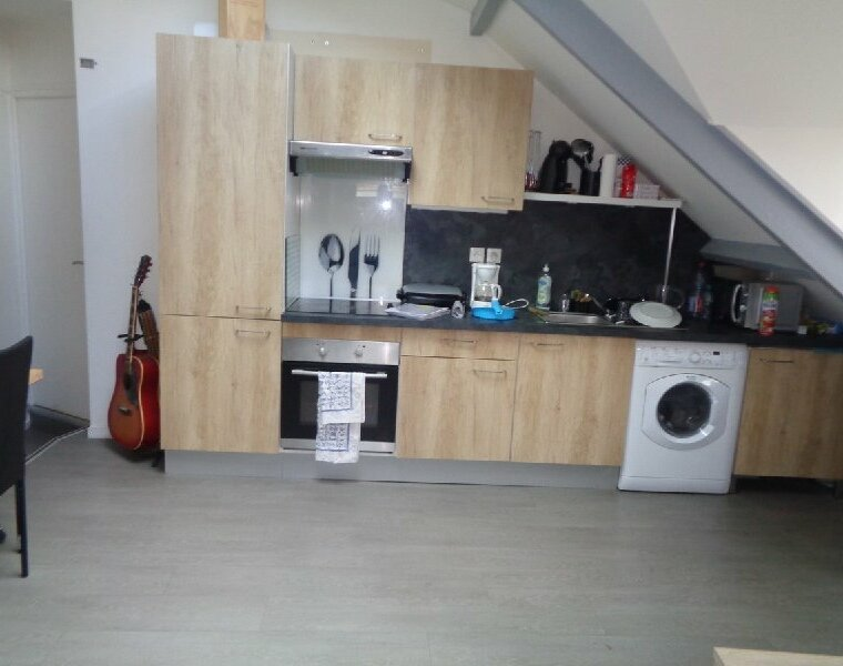 Vente Appartement 3 pièces 40m² Presles (95590) - photo