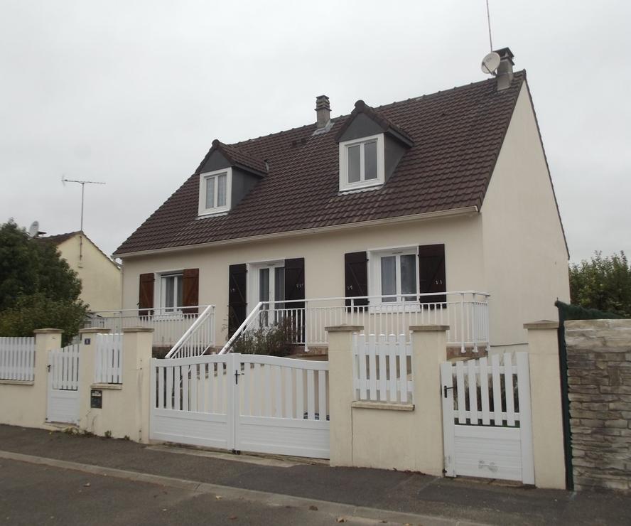 Vente Maison 8 pièces 158m² Beaumont-sur-Oise (95260) - photo