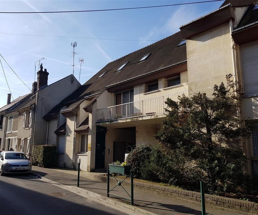 Vente Appartement 1 pièce 23m² Beaumont-sur-Oise (95260) - photo