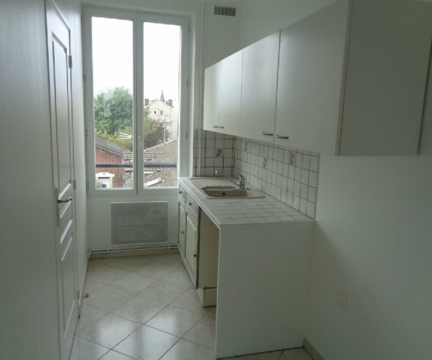Vente Appartement 3 pièces 42m² Persan (95340) - photo