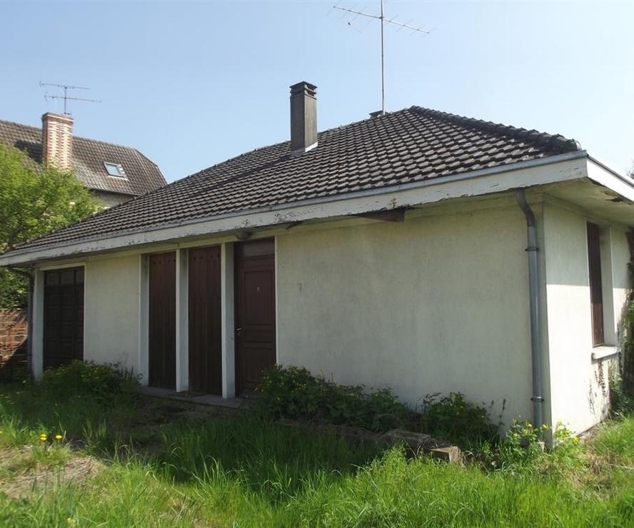 Vente Maison 3 pièces 60m² Beaumont-sur-Oise (95260) - photo