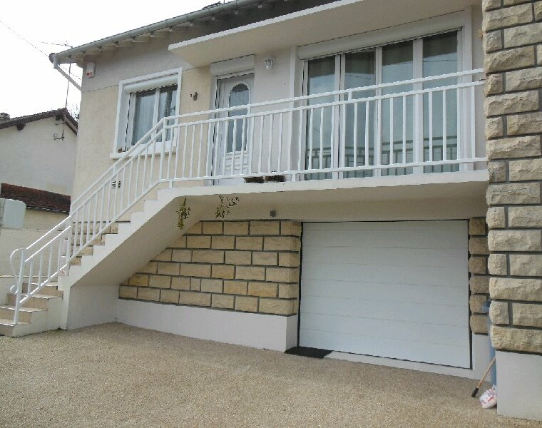 Vente Maison 4 pièces 90m² Parmain (95620) - photo
