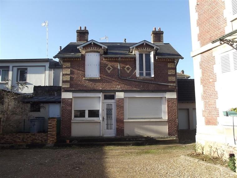 Vente Maison 2 pièces 44m² Beaumont-sur-Oise (95260) - photo