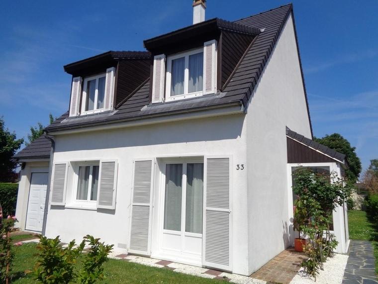 Vente Maison 6 pièces 133m² Bruyères-sur-Oise (95820) - photo