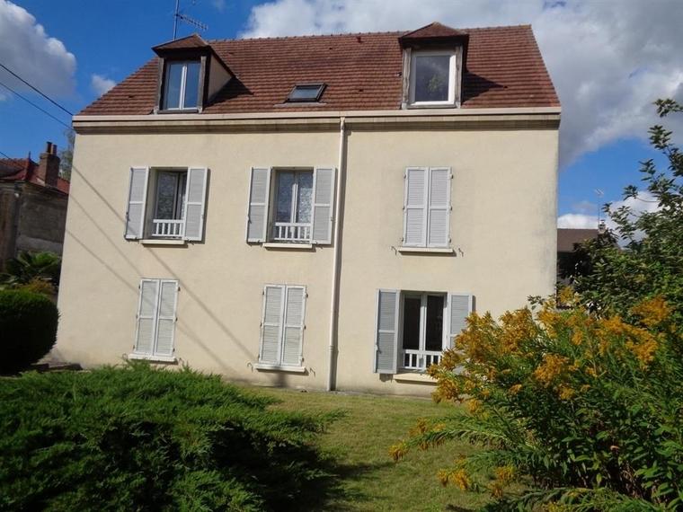 Vente Appartement 2 pièces 34m² Beaumont-sur-Oise (95260) - photo